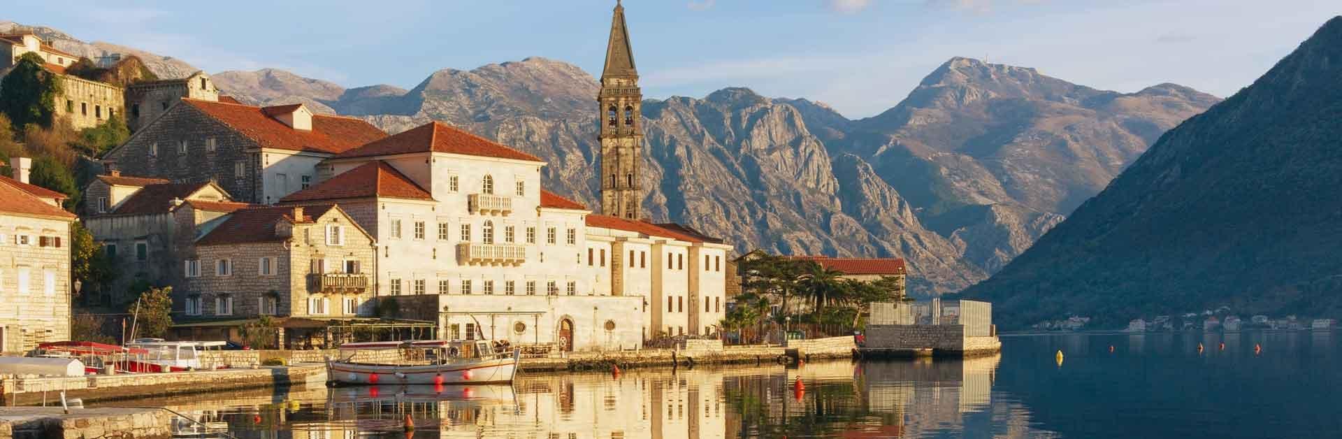 Montenegro waterfront