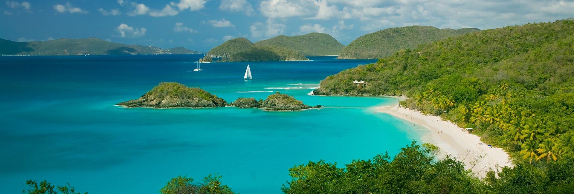 The Caribbean sailing destination