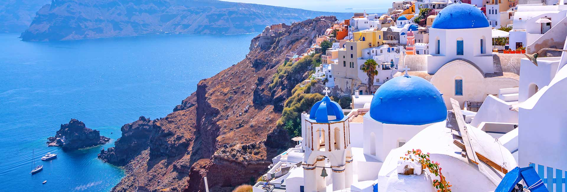 Aegean sailing destination