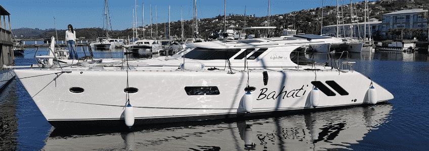 Yacht Launch SV-Bahati